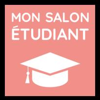 Logo de la startup Mon Salon Étudiant