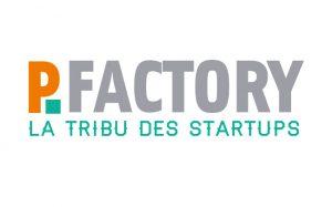 Logo de la startup P Factory