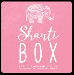 Logo de la startup La Shanti Box