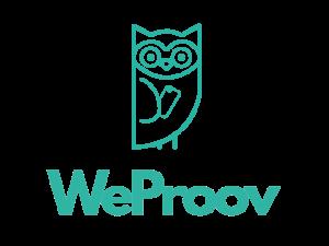 Logo de la startup WEPROOV