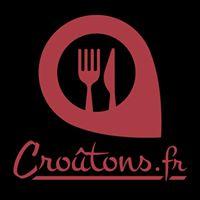 Logo de la startup croutons fr