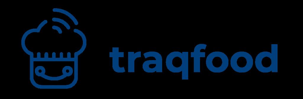 Logo de la startup traqfood