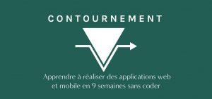 Logo de la startup >Contournement>