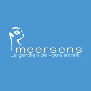 Logo de la startup Meersens