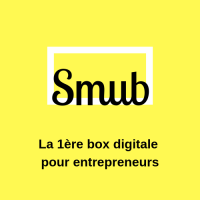 Logo de la startup SMUB - Smart Me Up Box