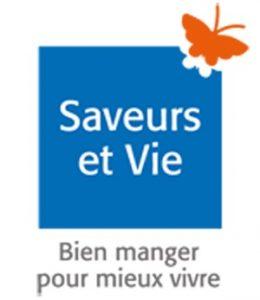 Logo de la startup Saveurs et Vie