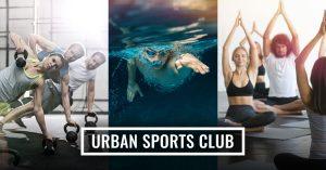 Logo de la startup Urban Sports Club
