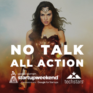 Logo de la startup Global Startup Weekend Women