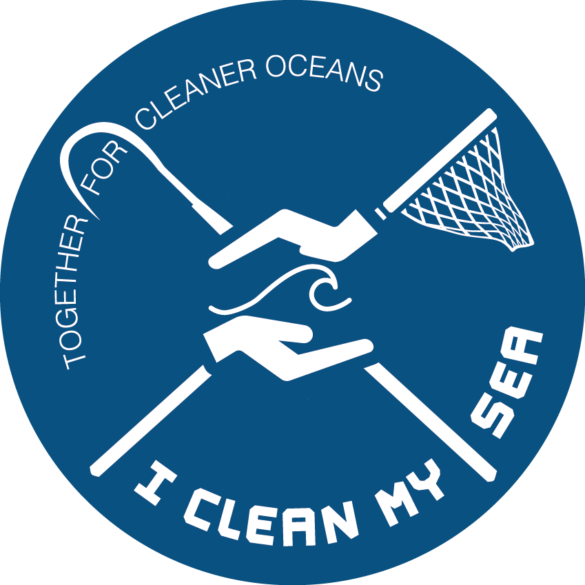 Logo de la startup Application mobile I Clean My Sea