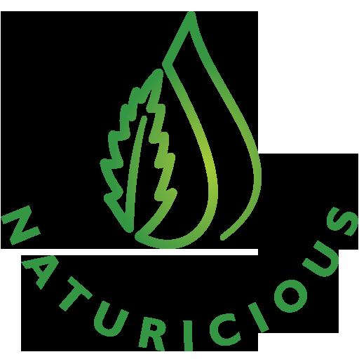 Logo de la startup Naturicious - Marque Française d'huiles de Cannabidiol