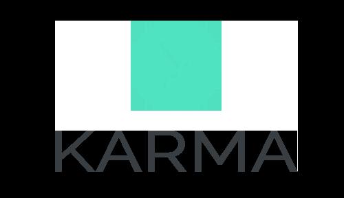 Logo de la startup KARMA