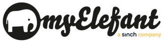 Logo de la startup myElefant