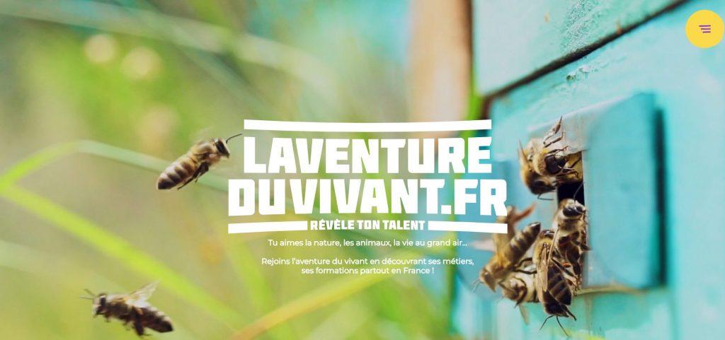 Logo de la startup L'aventure du vivant