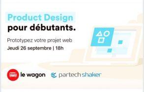 Logo de la startup Partech Shaker