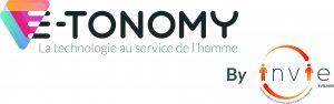 Logo de la startup Salon E-Tonomy les 9 et 10 octobre 2019