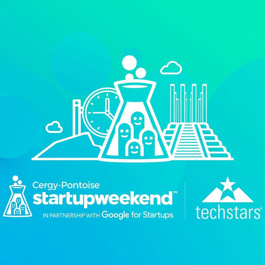 Logo de la startup Startup Weekend Cergy-Pontoise