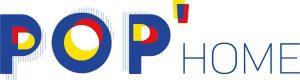 Logo de la startup POP'HOME