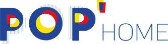 Logo de la startup POP'HOME | L'éco-responsabilité pour la planète