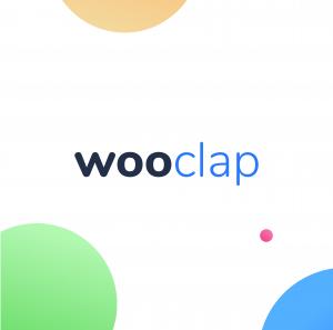 Logo de la startup Wooclap