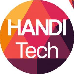 Logo de la startup  HANDITECH TROPHY 2019