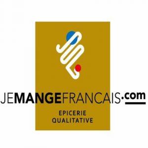 Logo de la startup Je mange français