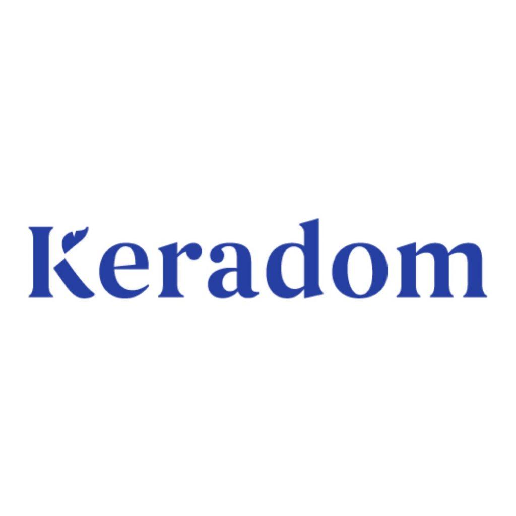 Logo de la startup Keradom