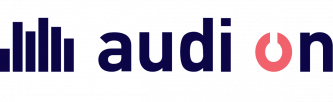 Logo de la startup Audion