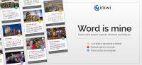 Logo de la startup Cirkwi lance le programme START-UP pour accèder gratuitement à la base de données touristiques WIM