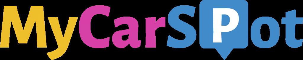 Logo de la startup MyCarSpot