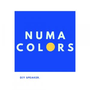 Logo de la startup Numa Colors