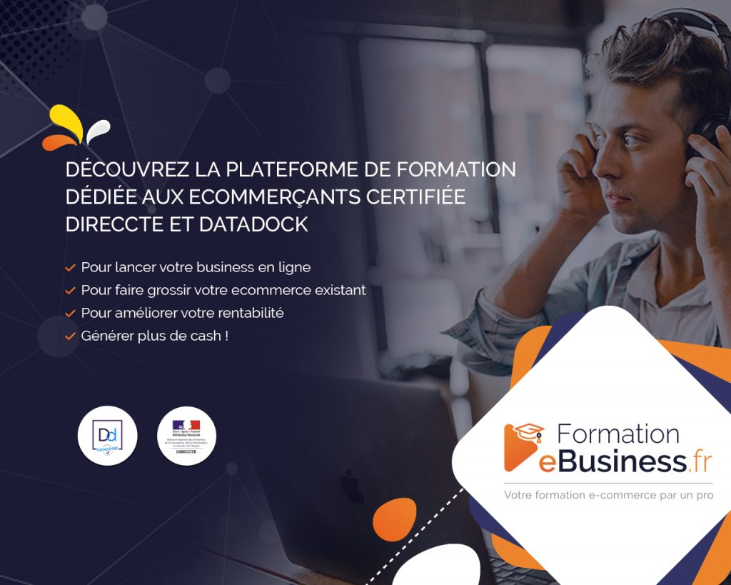 Formation ebusiness