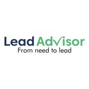 Logo de la startup lead advisor