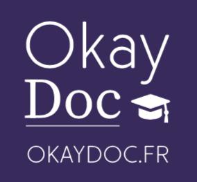 Logo de la startup Okay Doc