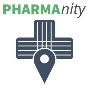 Logo de la startup PHARMAnity
