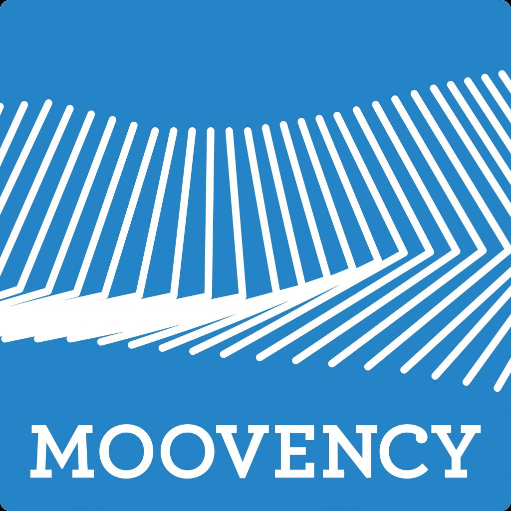 Logo de la startup Moovency