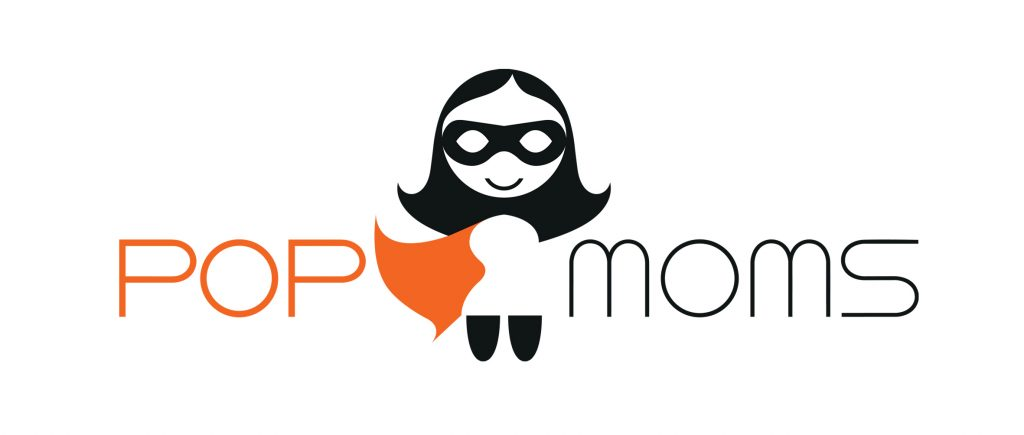 Logo de la startup PopMoms