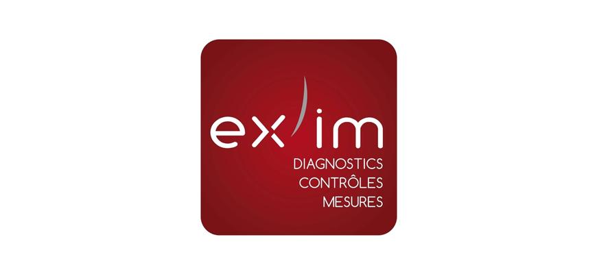 Logo de la startup EX'IM