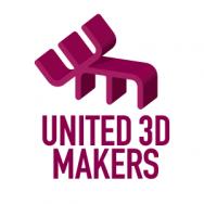 Logo de la startup UNITED 3D MAKERS