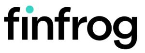 Logo de la startup finfrog