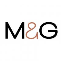 Logo de la startup M&G Audio