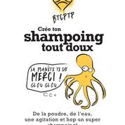 Logo de la startup Shampoing en poudre à reconstituer soit même avec de l'eau
