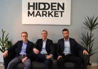 Logo de la startup Hidden Market