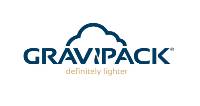 Logo de la startup Gravipack