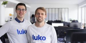 Logo de la startup Luko