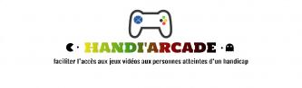 Logo de la startup Handi'Arcade