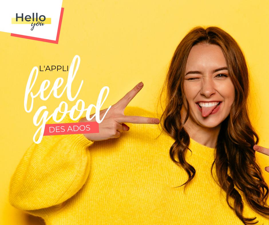 Logo de la startup Hello you