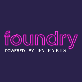 Logo de la startup Foundry Powered By IFA Paris