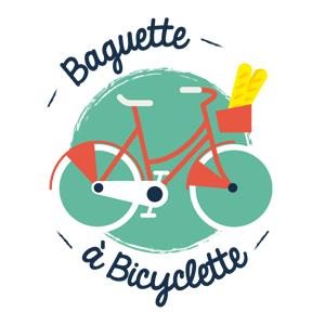 Logo de la startup Baguette à Bicyclette, la startup qui roule !