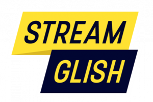 Logo de la startup Streamglish