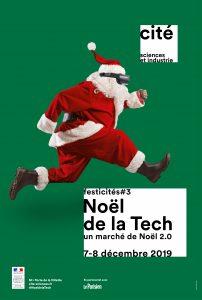 Logo de la startup FESTICITÉS#3 - Noël de la Tech